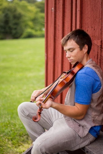 Claude Martin, Fiddle, Old Time
