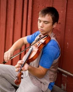 Claude Martin, Fiddle